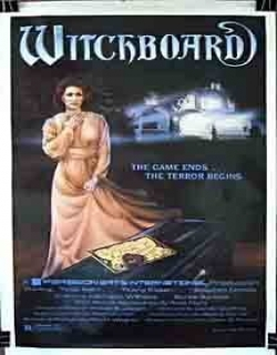 Witchboard Movie Poster