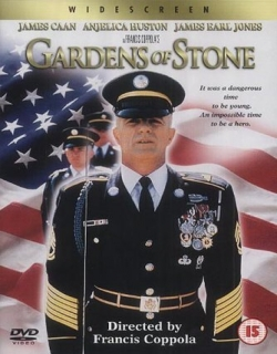 Gardens of Stone Movie Poster