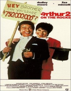 Arthur 2: On the Rocks (1988) - English