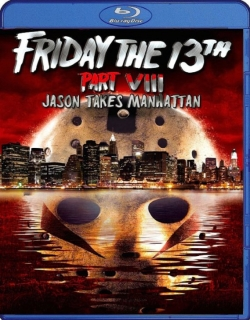 Friday the 13th Part VIII: Jason Takes Manhattan Movie Poster