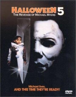Halloween 5 Movie Poster