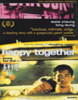 Happy Together Movie Poster