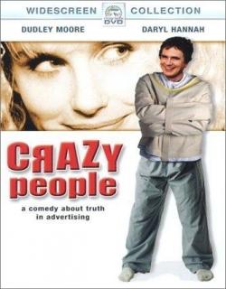 Crazy People (1990) - English