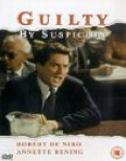 Guilty by Suspicion Movie Poster