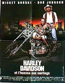 Harley Davidson and the Marlboro Man Movie Poster