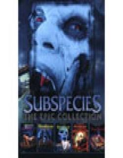 Subspecies (1991) - English