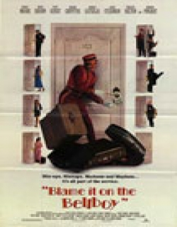 Blame It on the Bellboy (1992) - English