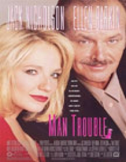 Man Trouble (1992) - English
