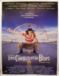 Even Cowgirls Get the Blues (1993) - English