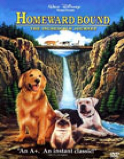 Homeward Bound: The Incredible Journey (1993) - English