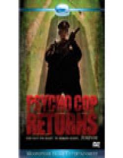 Psycho Cop Returns (1993) - English