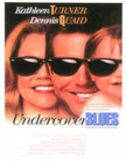 Undercover Blues Movie Poster