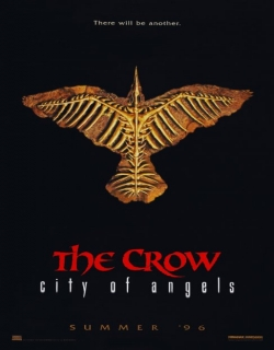 The Crow: City of Angels (1996) - English