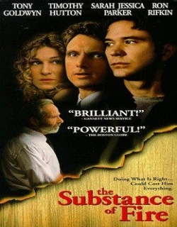 The Substance of Fire (1996) - English