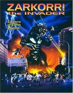 Zarkorr! The Invader Movie Poster