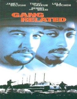 Gang Related Movie Poster