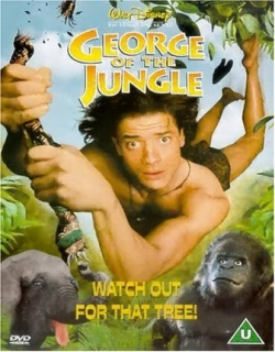 George of the Jungle Movie Poster