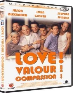 Love! Valour! Compassion! (1997) - English