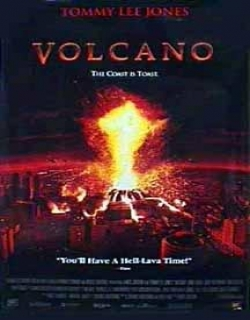 Volcano Movie Poster