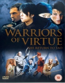 Warriors of Virtue Movie Poster