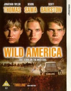 Wild America Movie Poster