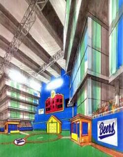 BASEketball (1998) - English