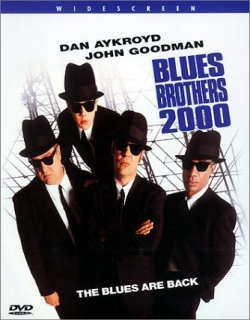 Blues Brothers 2000 (1998) - English