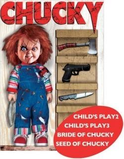 Bride of Chucky (1998) - English