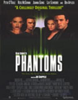 Phantoms (1998) - English
