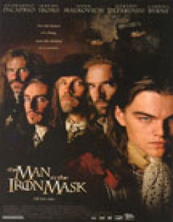 The Man in the Iron Mask (1998) - English