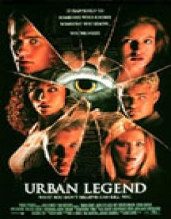 Urban Legend Movie Poster