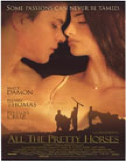 All the Pretty Horses (2000) - English