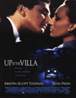 Up at the Villa Movie Poster