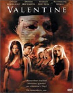Valentine Movie Poster