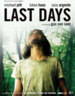 Last Days (2005) - English