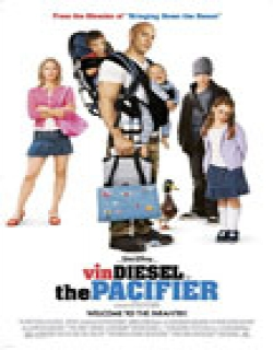 The Pacifier (2005) - English