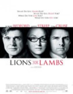 Lions for Lambs (2007) - English