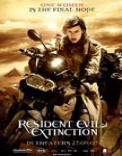 Resident Evil: Extinction (2007) - English