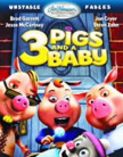 Unstable Fables: 3 Pigs & a Baby Movie Poster
