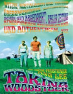 Taking Woodstock (2009) - English