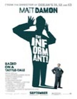 The Informant! (2009) - English