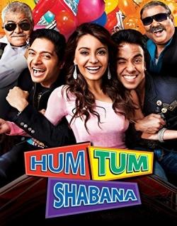 Hum Tum Shabana (2011) - Hindi