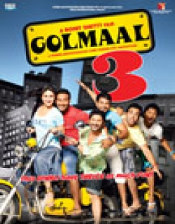Golmaal 3 Movie Poster