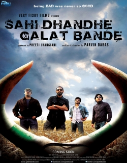 Sahi Dhandhe Galat Bande (2011) - Hindi