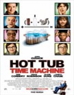 Hot Tub Time Machine (2010) - English