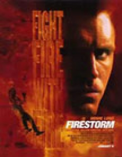 Firestorm Movie Poster