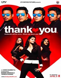 Thank You (2011) - Hindi