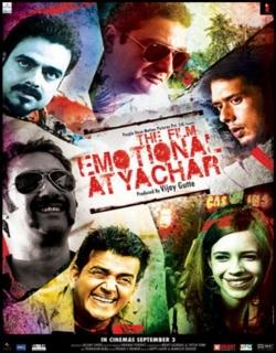 The Film Emotional Atyachar (2010) - Hindi