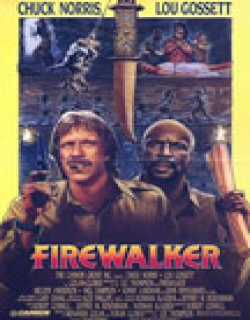 Firewalker Movie Poster
