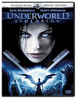 Underworld: Evolution Movie Poster